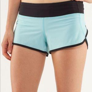 Lululemon run speed shorts size 8